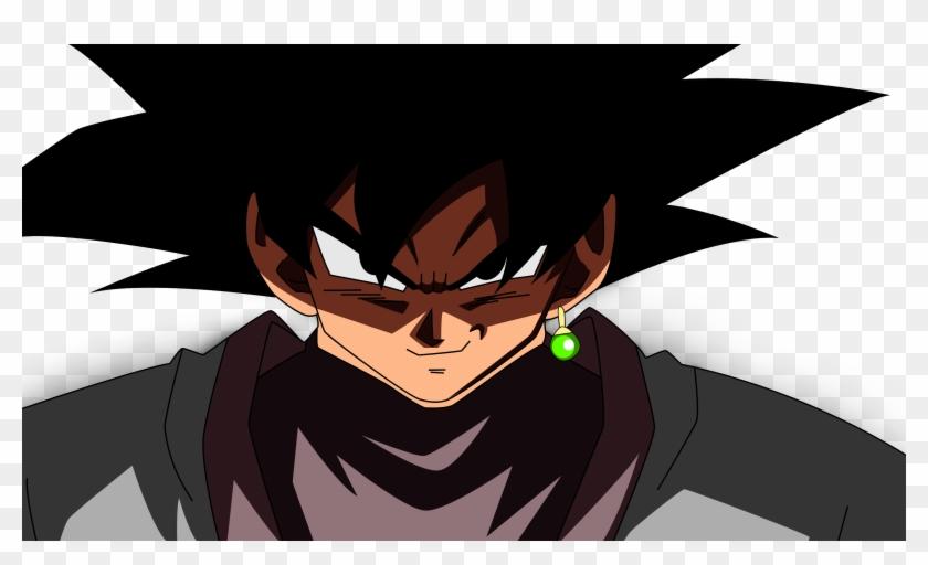 Black Hd Wallpaper - Goku Black Transparent Gif Clipart #1567770