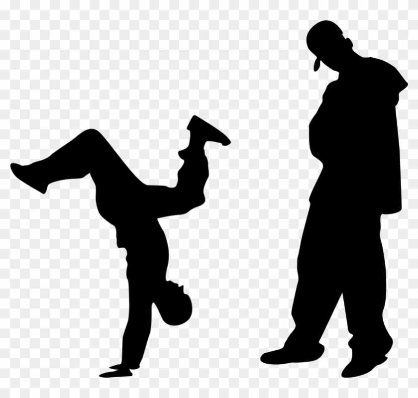 Free Breakdance Clipart Download On Pin Dancer Hip Hop Silhouette Png Transparent Png 1577357 Pikpng