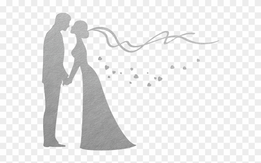 Krome Body Kromebody - Wedding Couple Icon Png Clipart #1578380
