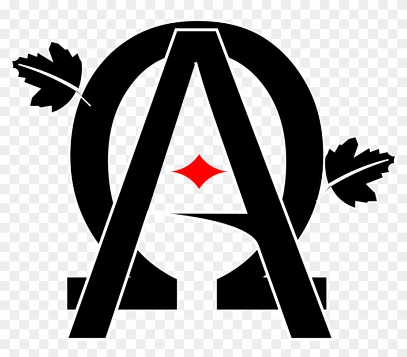 Alpha And Omega Symbol Christian Cross - Alpha And Omega Logo Clipart #1583213