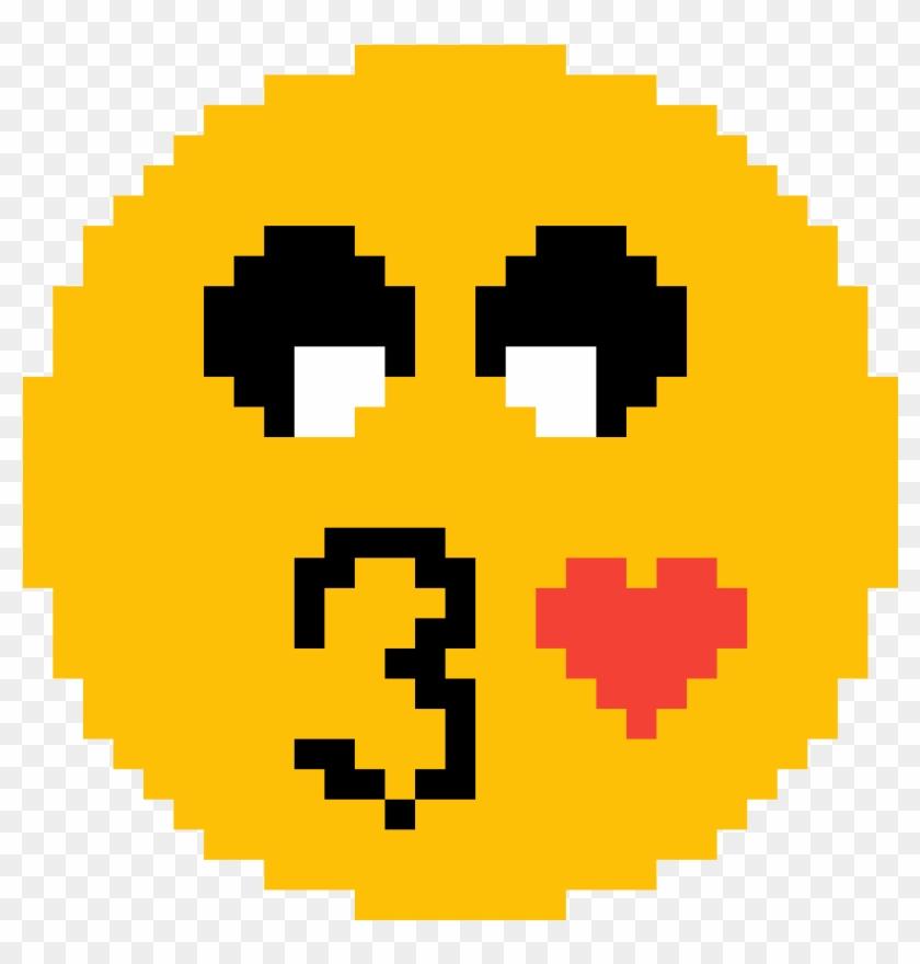 Simpsons Donut Pixel Png , Png Download - Deadpool Logo Pixel Art Clipart #1585087