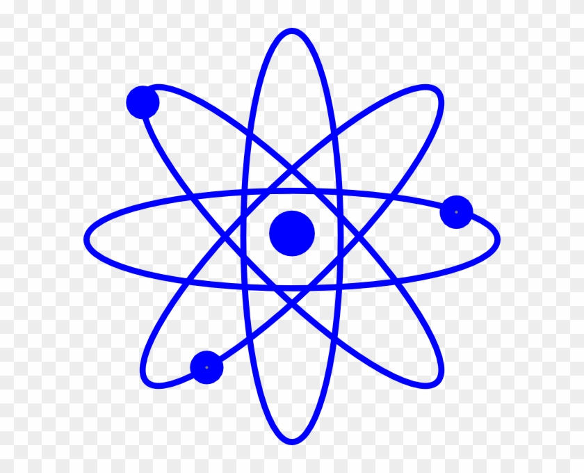 Nuclear Symbol Encode To - Atom Clipart - Png Download #1593536