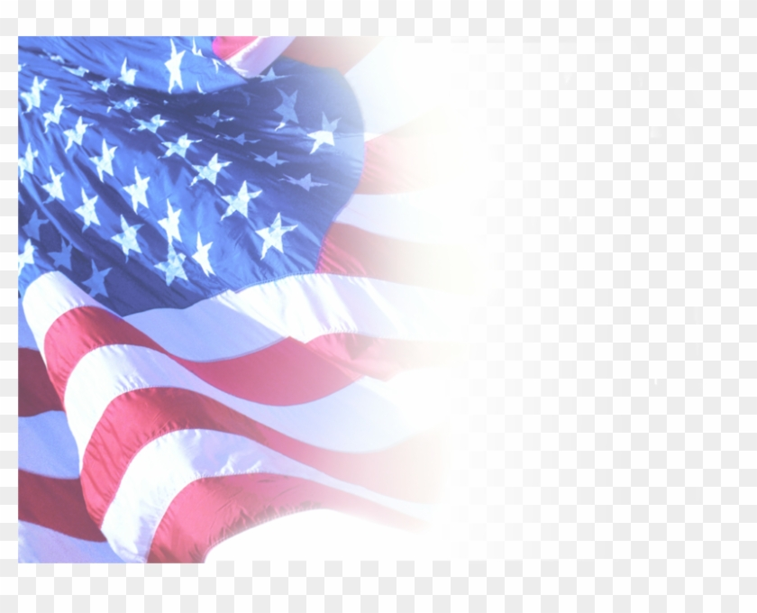 Us Psd Official Psds - American Flag Background Transparent, HD Png Download #160045