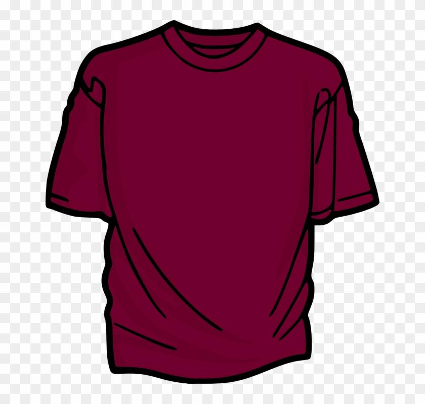 Open - Tee Shirt Clipart - Png Download (#103816) - PinClipart
