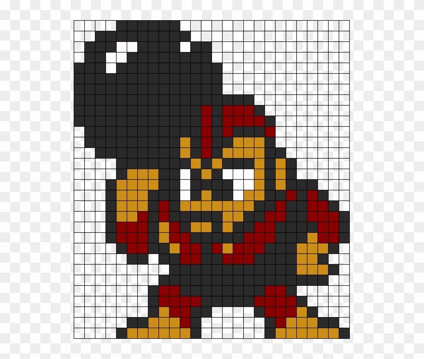 Bomberman Megaman Perler Bead Pattern Bead Sprite Bomb