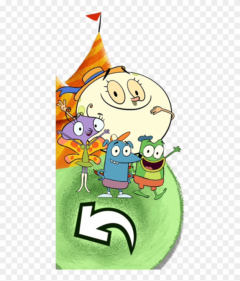Pbs Kids Privacy Policy - Let's Go Luna Toys Clipart@pikpng.com