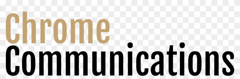 Chrome Communications Social Media And Web Marketing - Graphic Design Clipart #1607650
