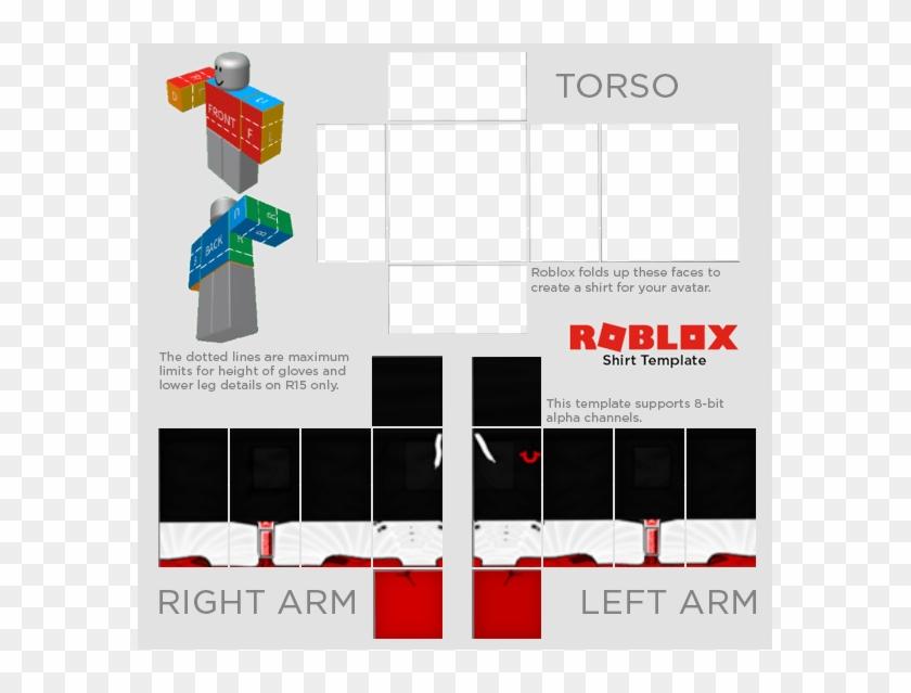 Im Genes De How To Make A Shirt Roblox Mac Roblox Template Roblox Shirt Template 2019 Clipart 1609637 Pikpng