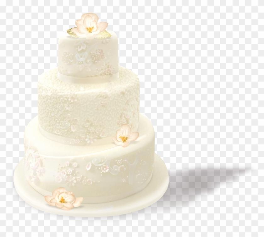 Wedding Cake Png - Wedding Cake Png Transparent Clipart #1624734