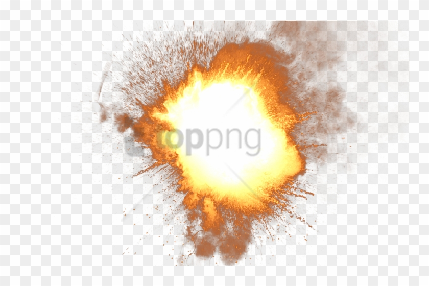 Free Png Download Fire Effect Photoshop Png Png Images - Gun Fire Effect Png Clipart #1625029