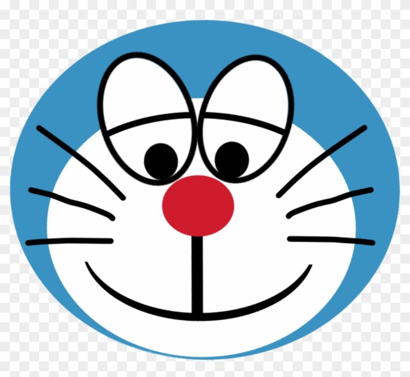 Doraemon Sticker Circle Clipart 1628469 Pikpng