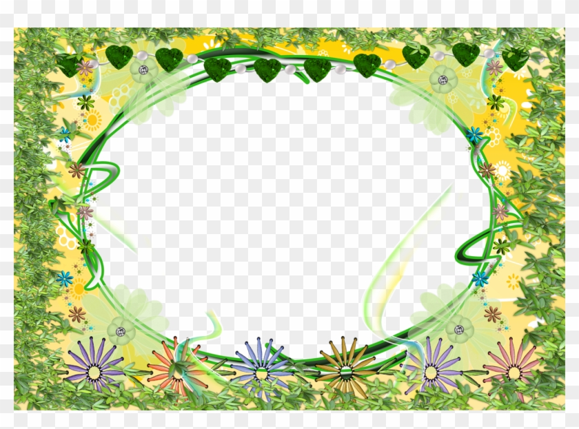 nature photo frame transparent clipart 1632086 pikpng pikpng