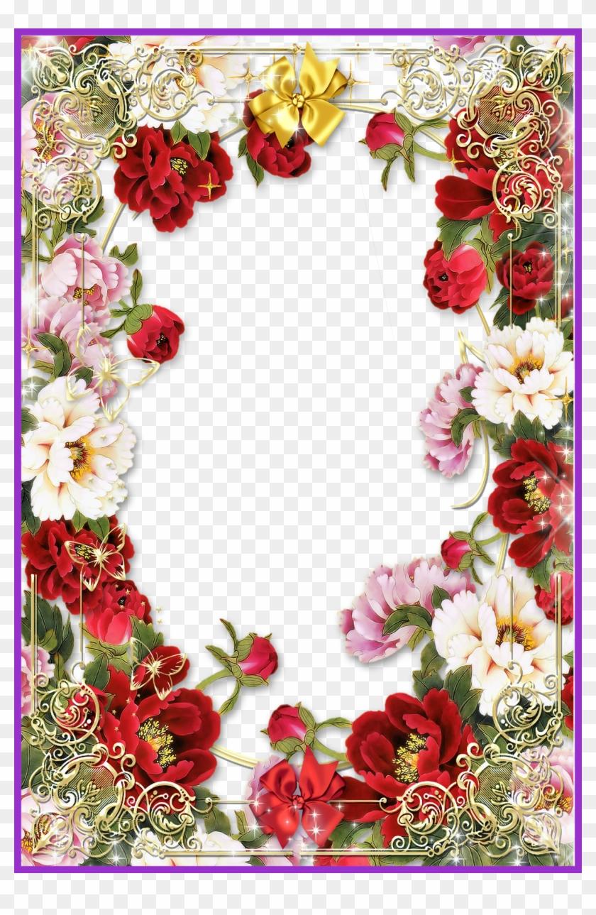 1230 X 1830 6 - Best Happy Birthday Frames Clipart #1634310