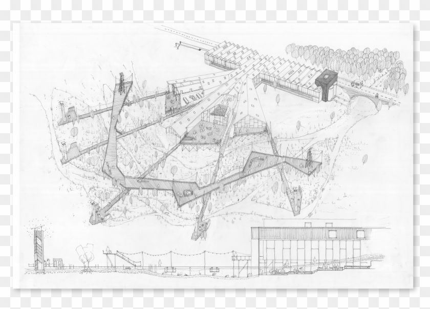 02 Architectural Drawings - Sketch Clipart #1646960