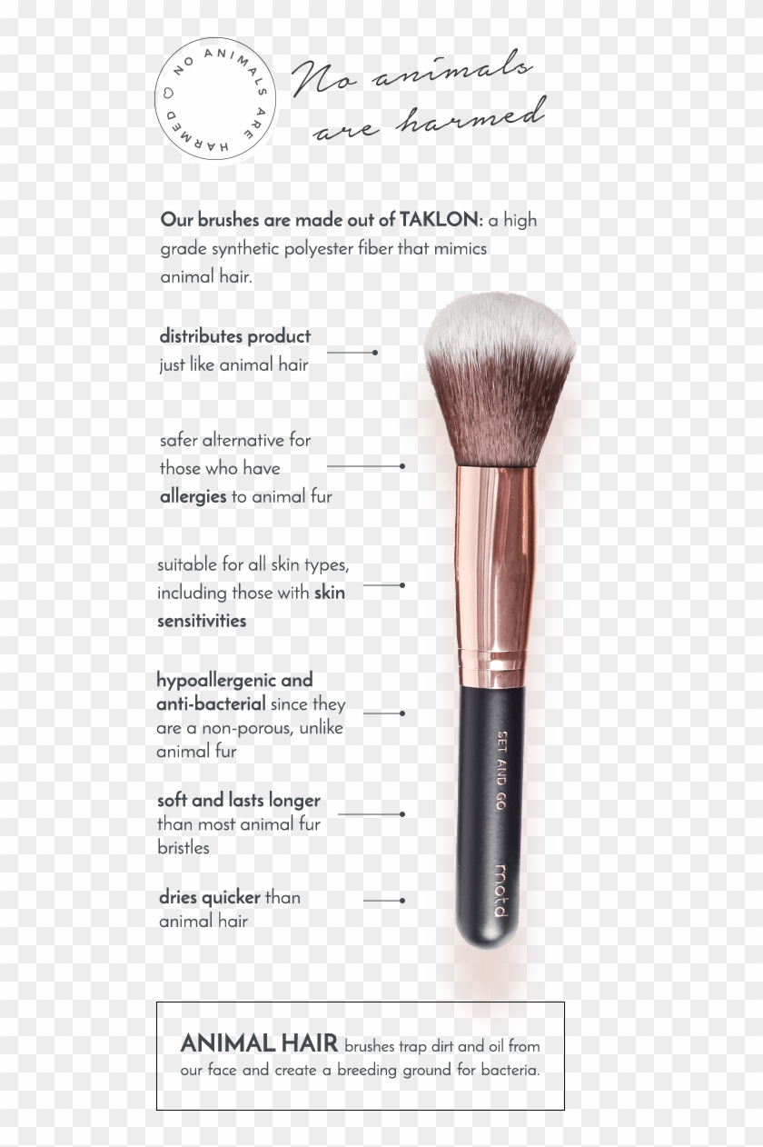 Makeup Brushes Clipart