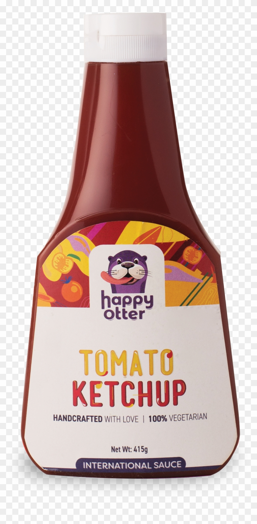 Tomato Ketchup International Sauce Mane Clipart 1654589 Pikpng