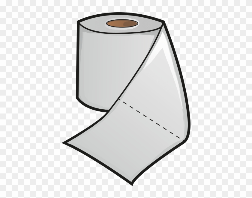 Paper Toilet Paper Clipart 1655542 Pikpng