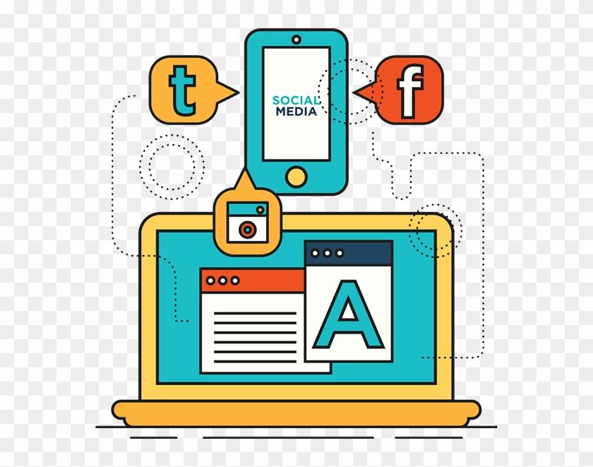 Free Social Media Audit - Social Media Marketing Service Png Clipart #1657524