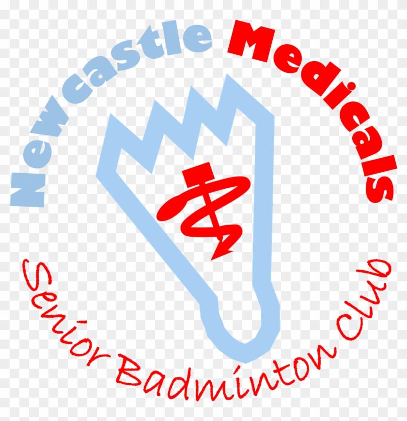 Newcastle Medicals Badminton Club Clipart #1660672