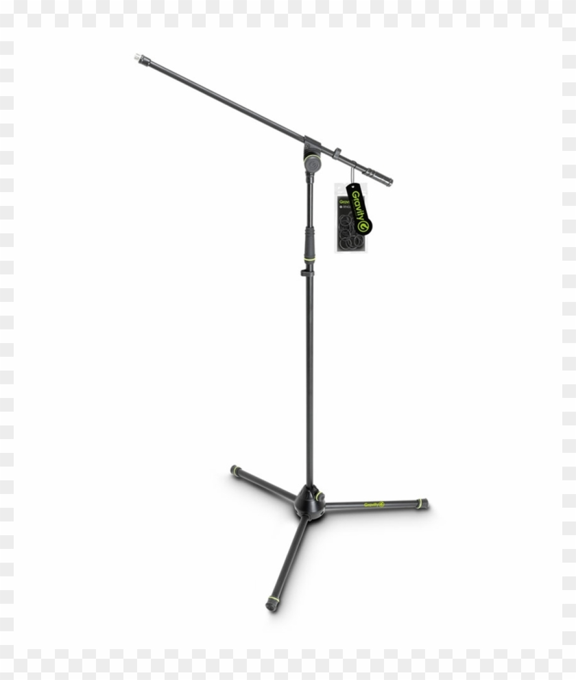 Gravity Gms4311b Microphone Stand With Folding Tripod - Gms4311b Gravity Clipart #1664456
