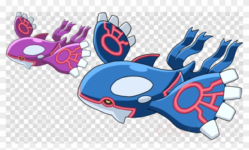 Kyogre Clipart Groudon Kyogre Rayquaza Png Vector Billiard