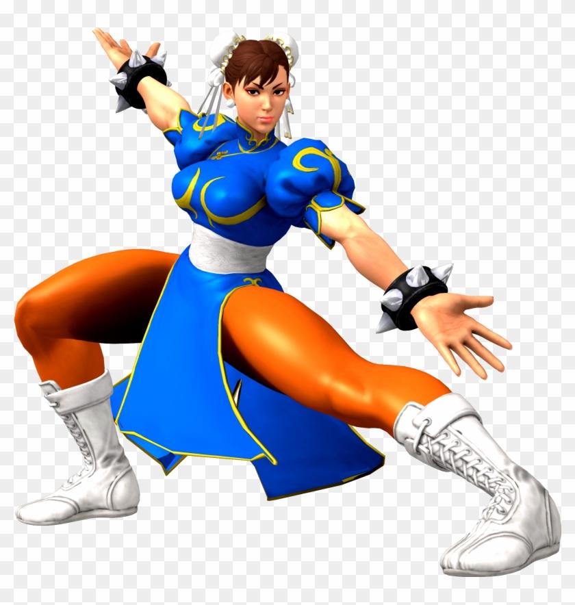 Chun Li Png Chun Li Street Fighter V Png Clipart 1668961