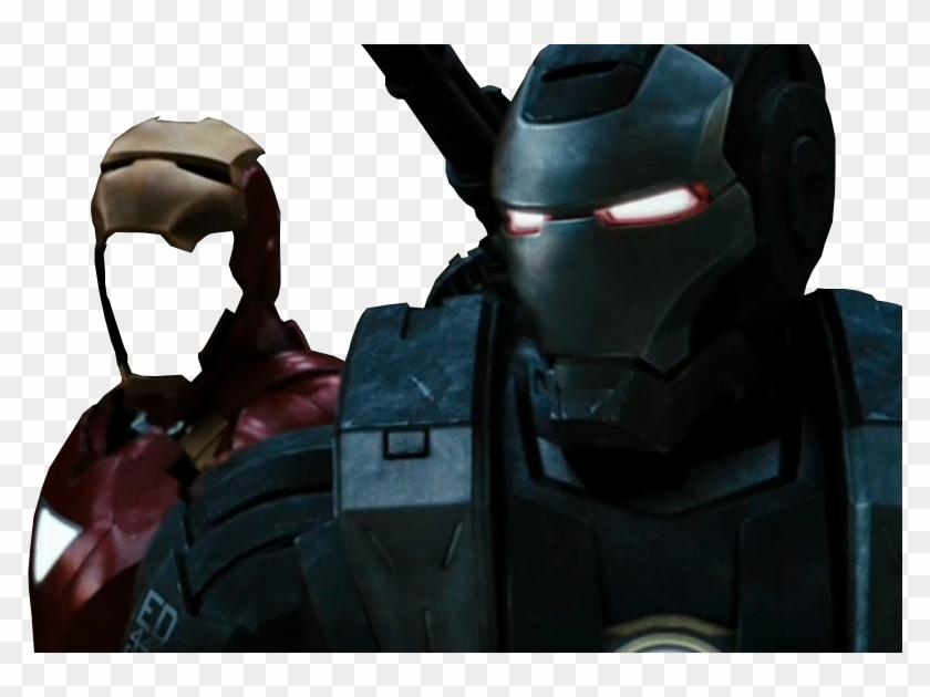 Share This Image - Iron Man 2 War Machine Clipart #1669666