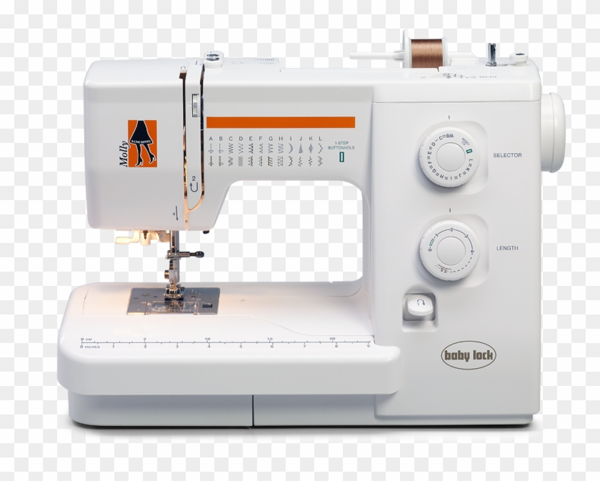 Molly Machine Specifications Baby Lock Products Topics - Baby Lock Sewing Machine Clipart #1670234