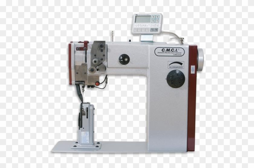Single Needle Post Machine - Sewing Machine Clipart #1670413