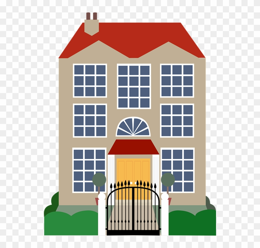 House Clipart House Clip Art Free Vector Graphic On Clipart House Png Download 1683231 Pikpng
