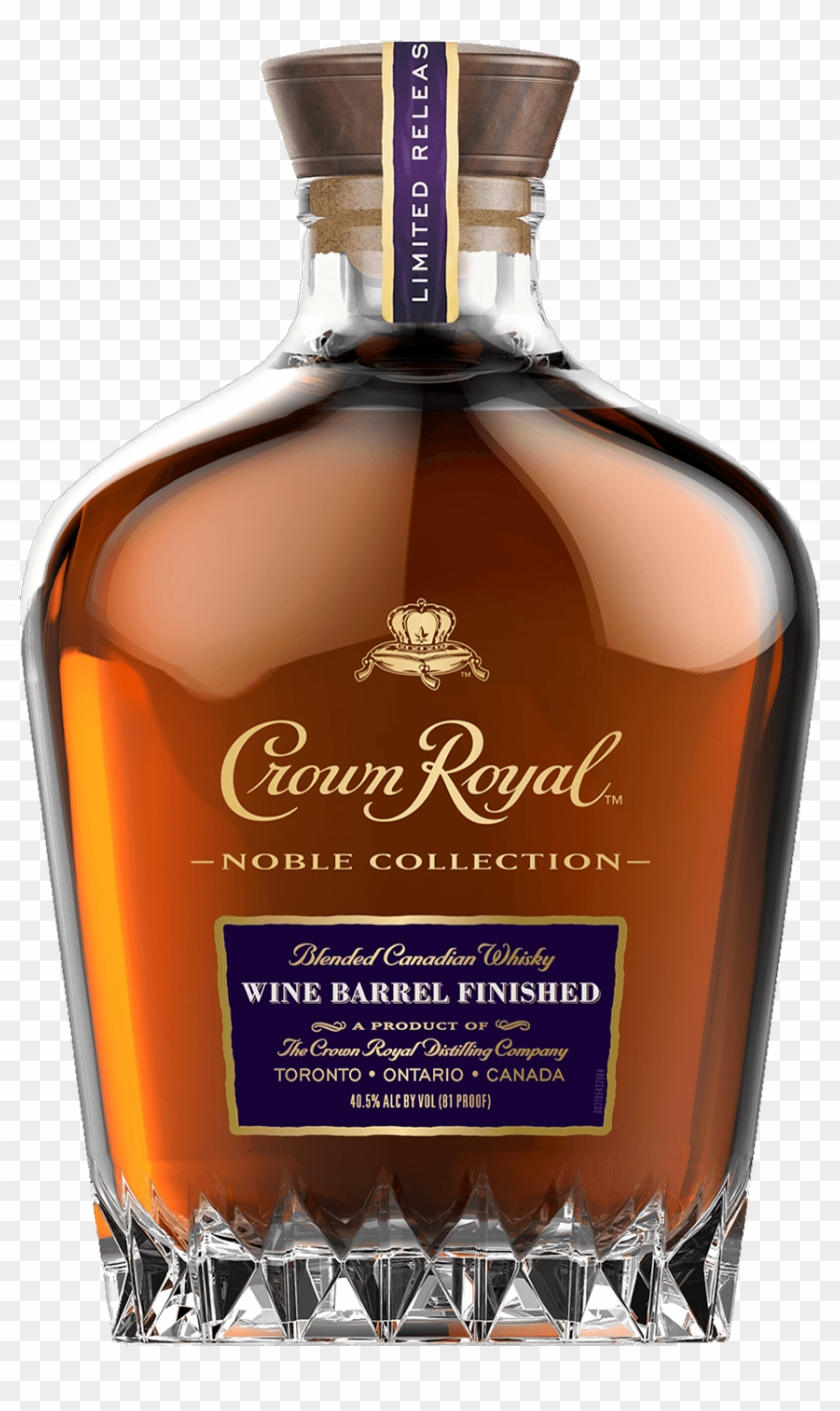 Crown Royal Png - Crown Royal Noble Collection Blenders Mash Clipart #1690556