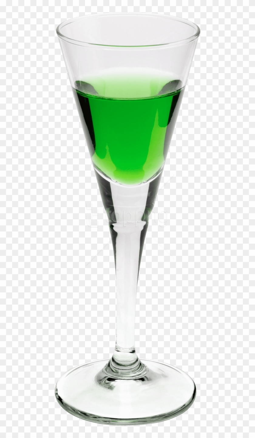 Free Png Download Wine Glass Png Images Background - Green Wine Glass Png Clipart #1690923