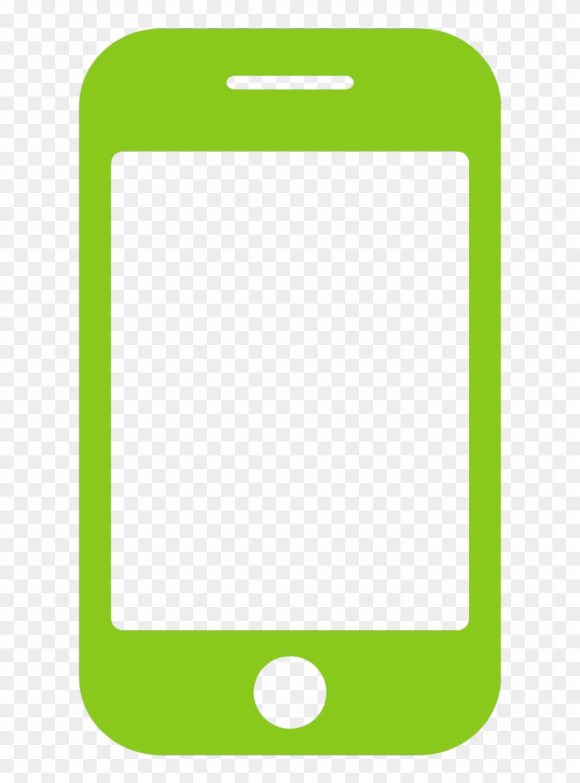 Google-maps Reservation - Cell Phone Icon Png Transparent Clipart #1692418