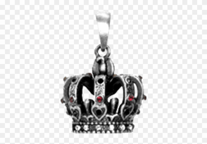 Heart Crown Pendant - Locket Clipart #171715