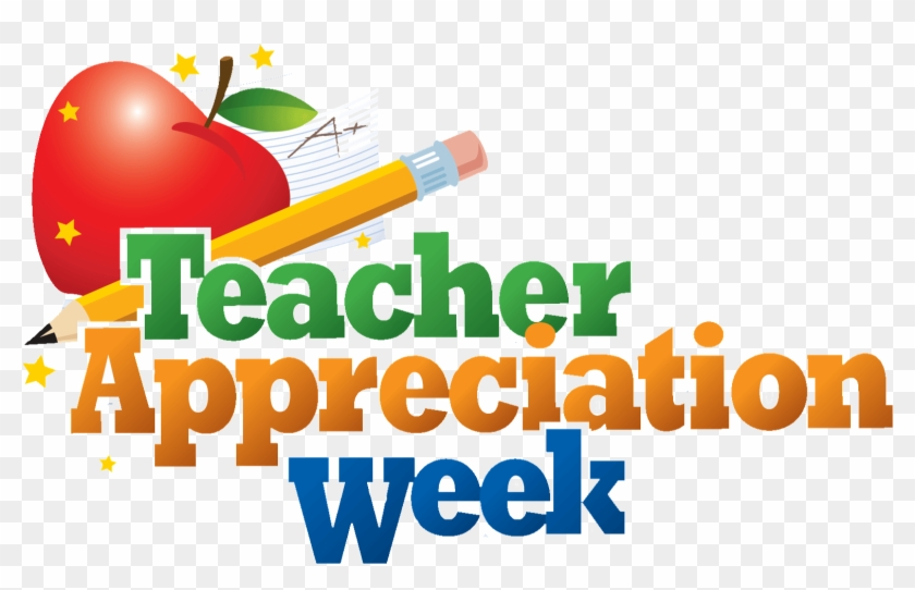 Teacher Appreciation Week - Teacher Appreciation Week 2018 Clipart  (#172238) - PikPng