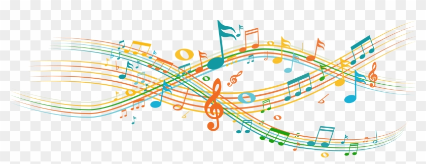 Freeuse Musical Note Sheet Music Clip Art Creative - Projeto Musica Na Escola - Png Download #173249