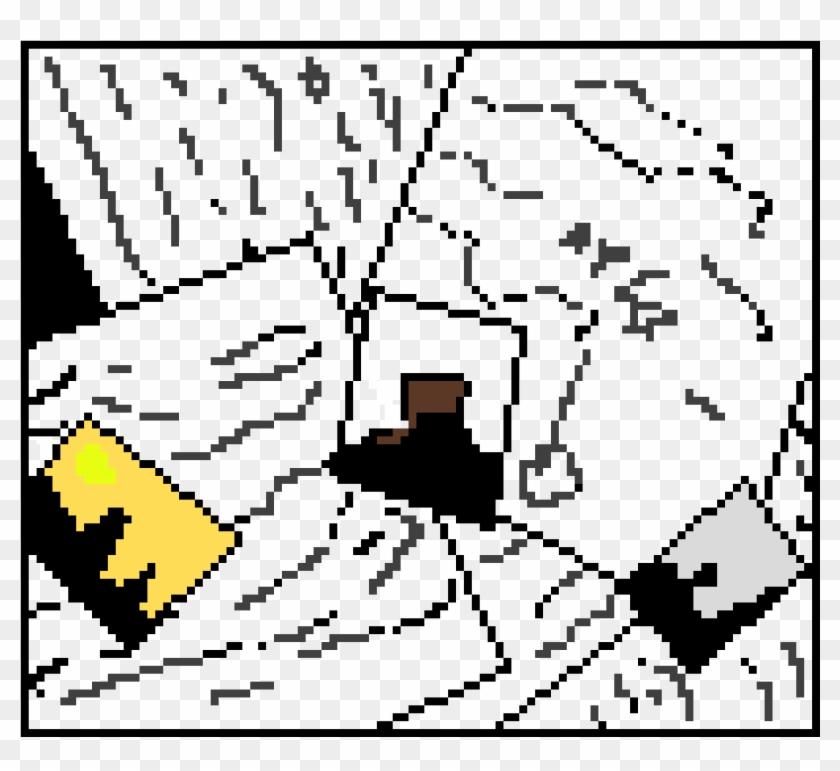 17 Xxxtentacion Pixel Art Maker - Xxxtentacion Minecraft Pixel Art Clipart #174071