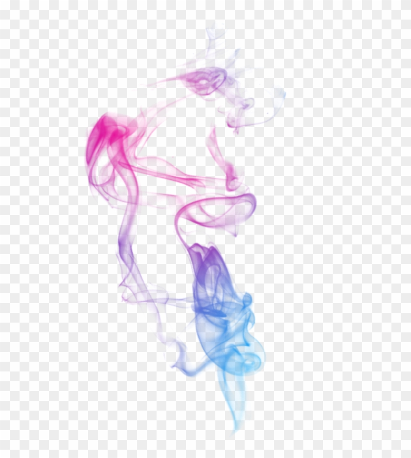 Colorful Smoke Png Clipart #176629