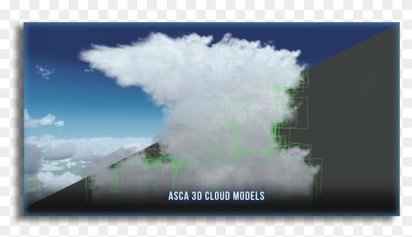 Active Sky Cloud Art Hifi Simulation Technologies - Active Sky Cloud Art Clipart #177058