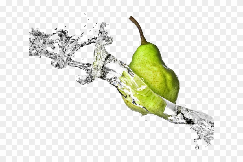 Fruit Water Splash Clipart Black And White - Medusa Aroma - Png Download #1705242