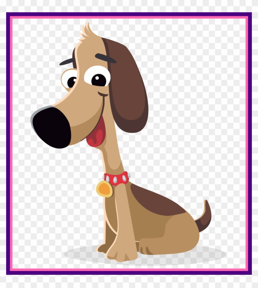 Vector Black And White Stock Appealing Cute Dog Png Public Domain Free Clip Art Dogs Transparent Png 1711136 Pikpng