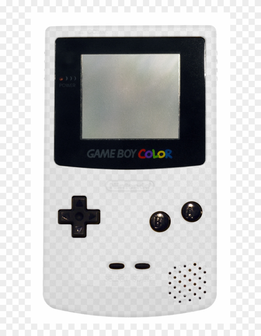 Here's A Semi Transparent Game Boy Color To Match The - Game Boy Phone Cases Clipart #1717169