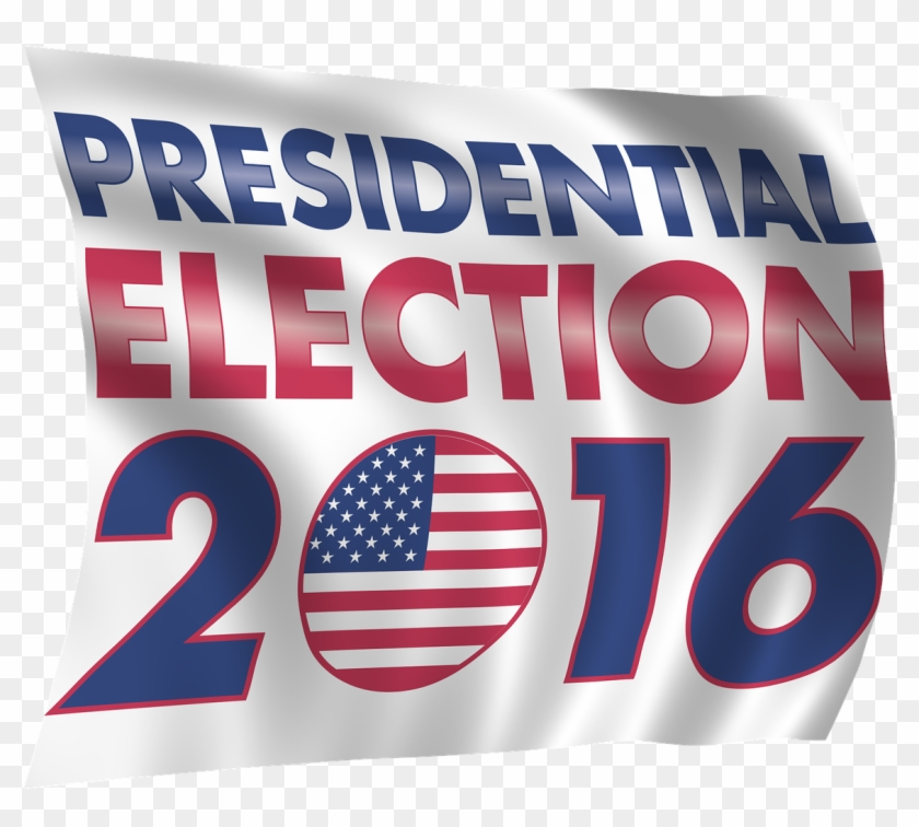 2016 Presidential Election Transparent Clipart #1721510