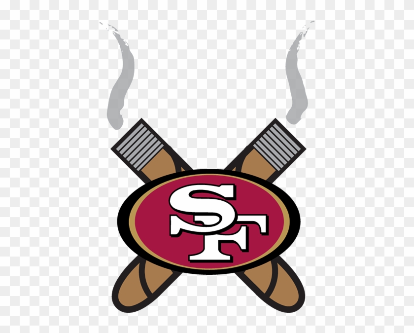 San Francisco Ers Clipart - San Francisco 49ers Vs Los Angeles Chargers - Png Download #1722754