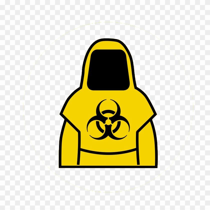Biohazard Symbol Clipart #1726917