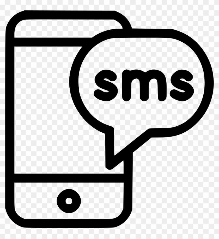 Iphone Mobile Chat Message Sms Comments - Mobile Chat Icon Png Clipart #1728326