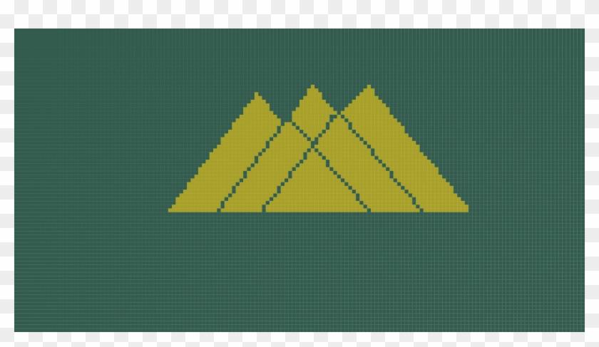 Destiny Warlock Symbol - Destiny Symbol Pixel Art Clipart #1741621