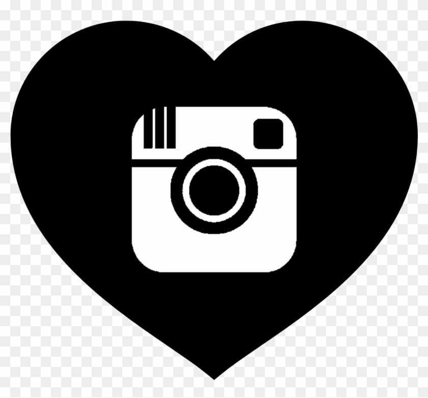 Follow Us On Social Media - Heart With Animal Inside Clipart #1752236