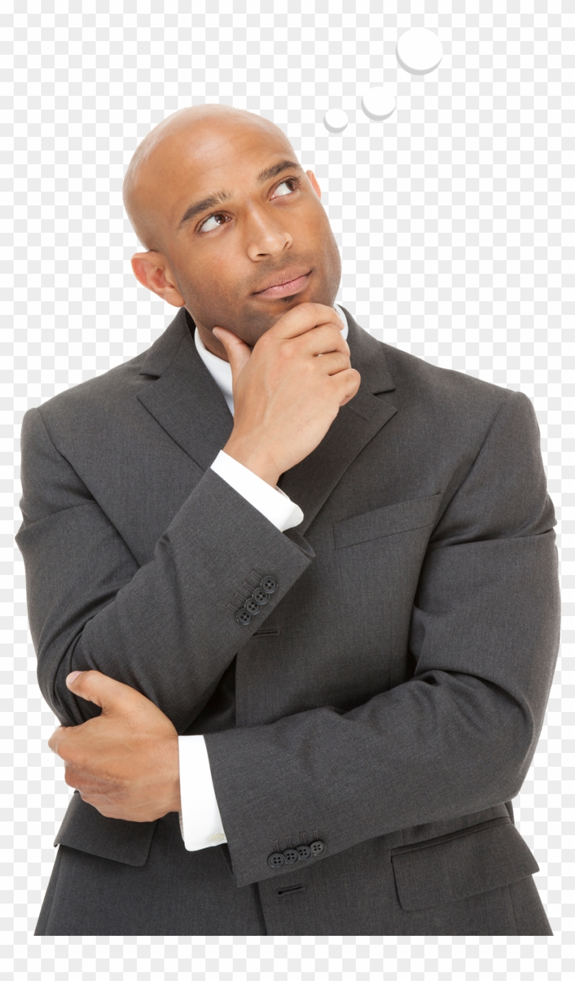 The Question Every Men's Ministry Leader Dreads - Question Men Clipart #1758352