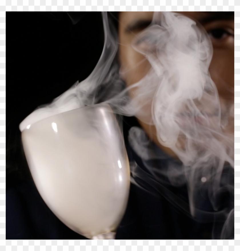 Zf Magic & Bond Lee - Smoke Clipart #1762444